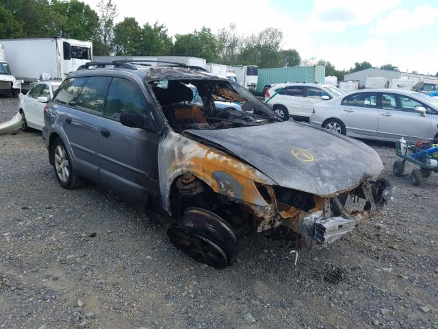 Subaru Outback 2 salvage cars for sale: 2009 Subaru Outback 2