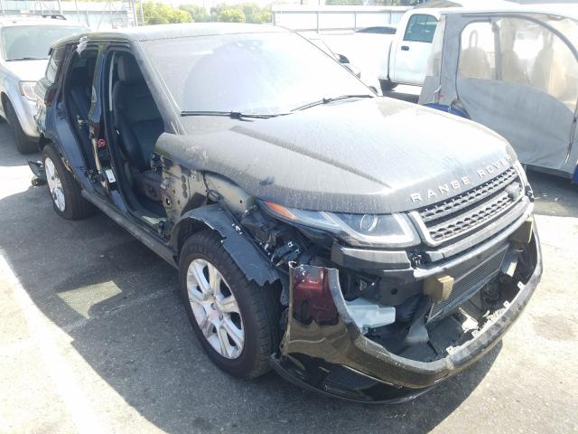 Salvage cars for sale from Copart Rancho Cucamonga, CA: 2016 Land Rover Range Rover