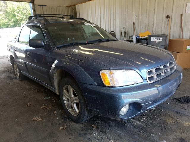 Subaru Baja Sport salvage cars for sale: 2006 Subaru Baja Sport