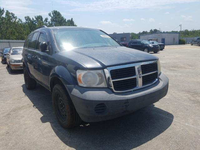 Dodge Durango SX salvage cars for sale: 2008 Dodge Durango SX
