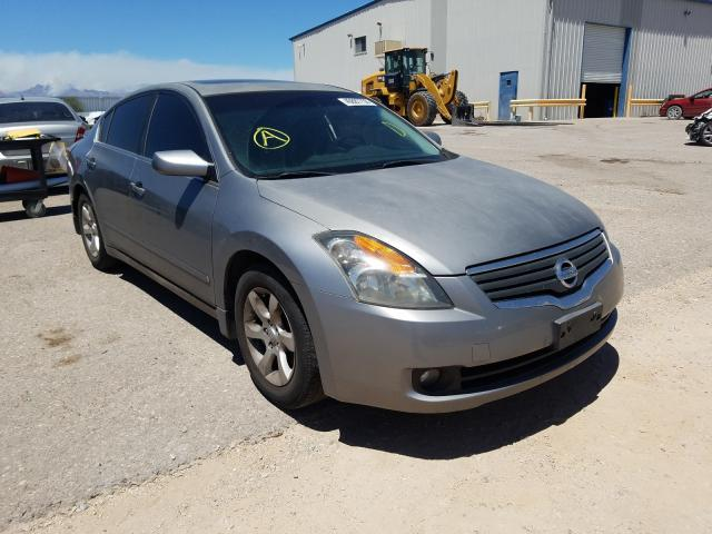 Salvage cars for sale from Copart Tucson, AZ: 2008 Nissan Altima 2.5