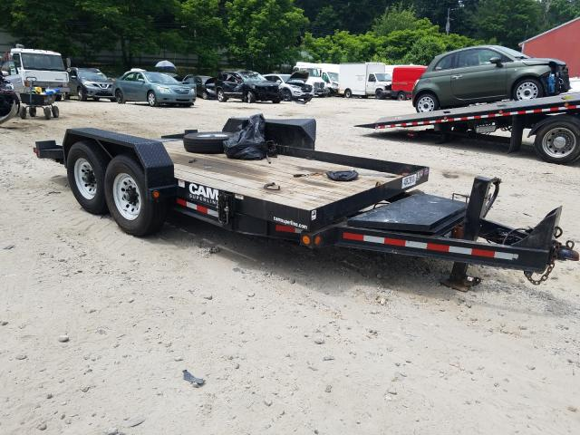 Salvage cars for sale from Copart Mendon, MA: 2015 Utility Trailer