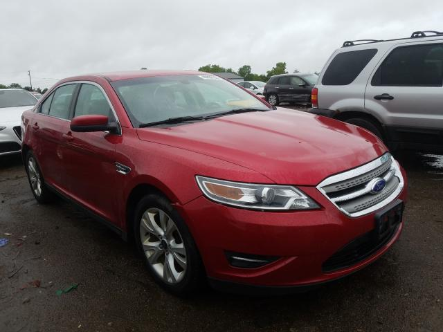 Salvage cars for sale from Copart Columbia Station, OH: 2012 Ford Taurus SEL