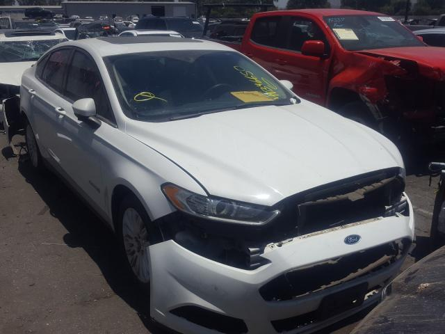 Salvage cars for sale from Copart Colton, CA: 2014 Ford Fusion S H