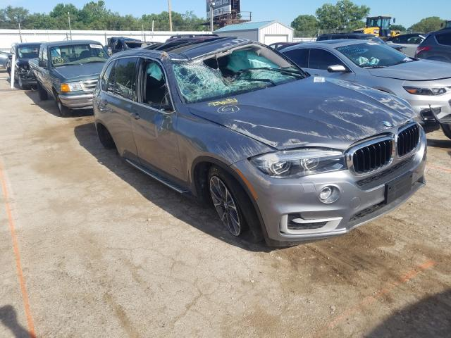 BMW salvage cars for sale: 2016 BMW X5 XDRIVE3