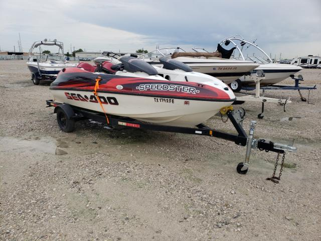 Bombardier salvage cars for sale: 1998 Bombardier Boat