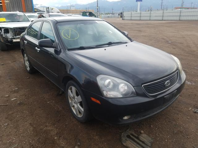Vehiculos salvage en venta de Copart Colorado Springs, CO: 2008 KIA Optima LX
