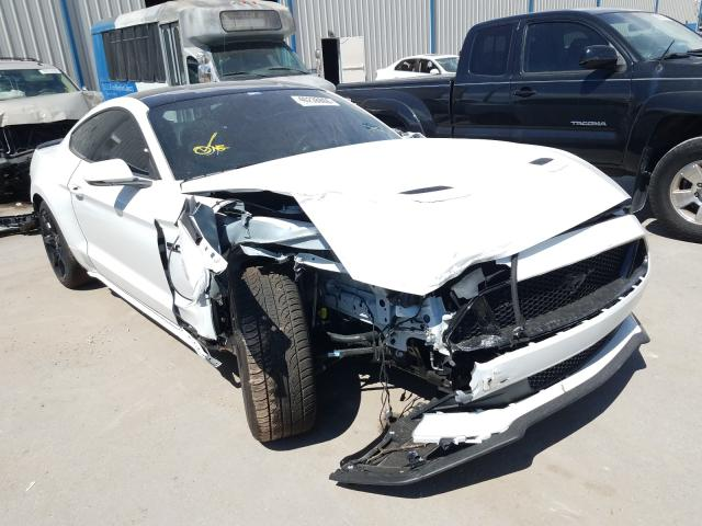 Salvage cars for sale from Copart Apopka, FL: 2020 Ford Mustang GT