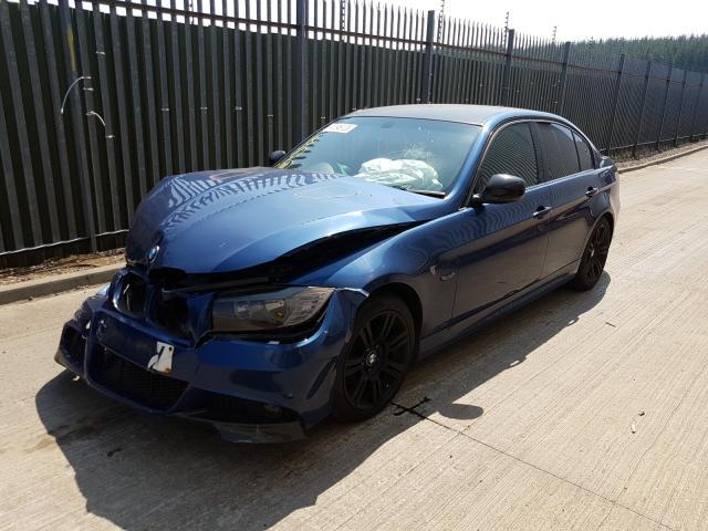 BMW 320D M SPO - 2009 rok