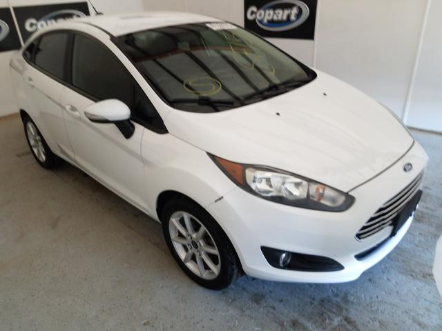 Ford Fiesta SE salvage cars for sale: 2015 Ford Fiesta SE