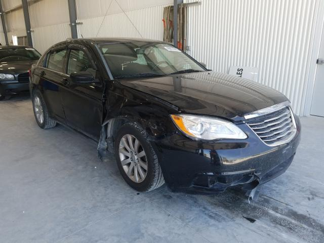 Chrysler salvage cars for sale: 2013 Chrysler 200 Limited