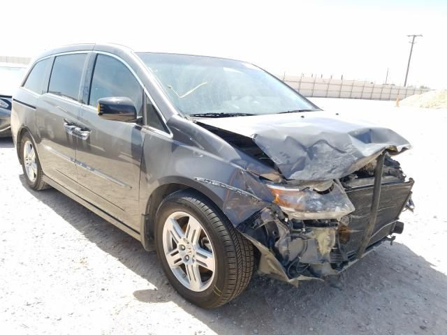 Honda Odyssey TO salvage cars for sale: 2012 Honda Odyssey TO