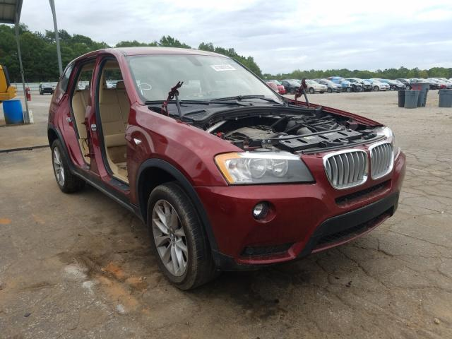 2013 BMW X3 XDRIVE2 for sale in Austell, GA
