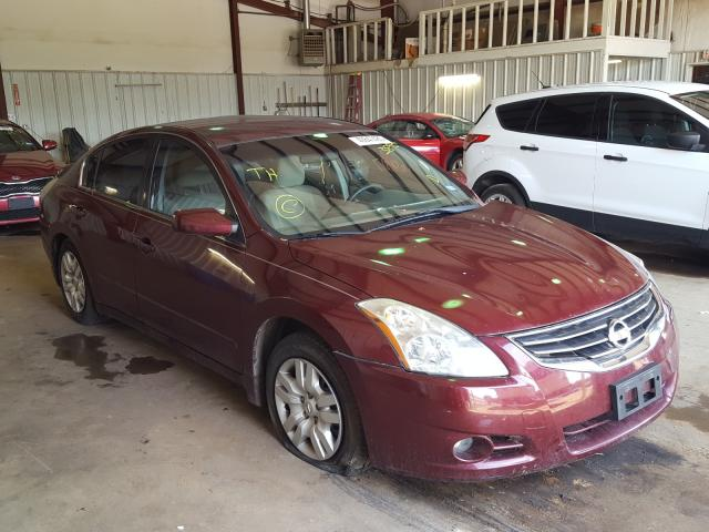 Salvage cars for sale from Copart Longview, TX: 2011 Nissan Altima Base