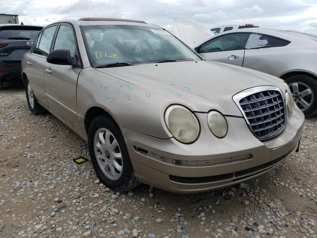 KIA salvage cars for sale: 2005 KIA Amanti