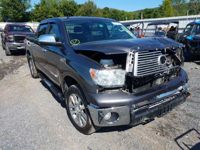 Toyota Tundra CRE salvage cars for sale: 2013 Toyota Tundra CRE