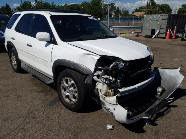 Acura salvage cars for sale: 2002 Acura MDX Touring