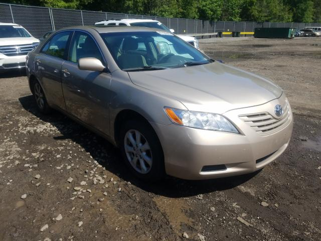 Salvage cars for sale from Copart Waldorf, MD: 2009 Toyota Camry SE
