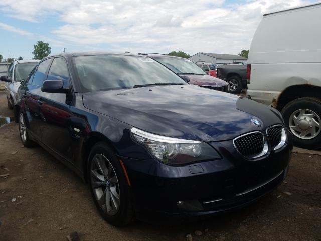 Salvage cars for sale from Copart Columbia Station, OH: 2010 BMW 535 XI