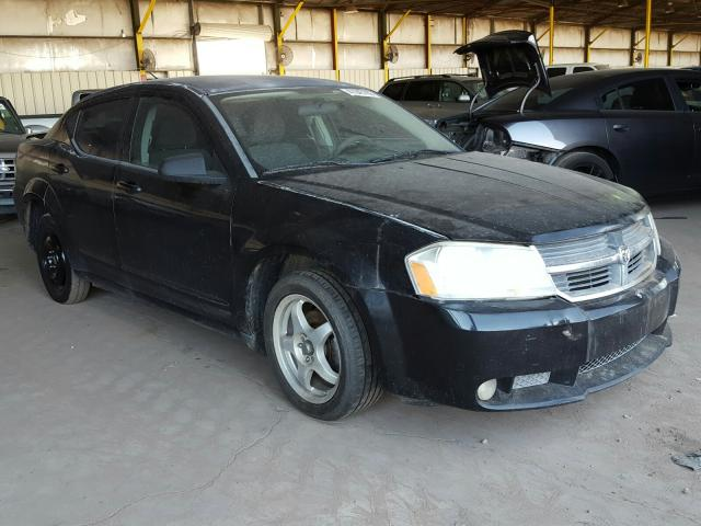 Dodge salvage cars for sale: 2008 Dodge Avenger SX