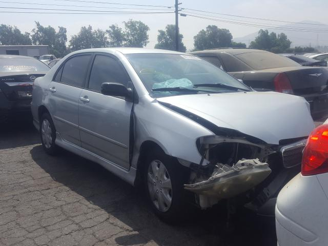 Salvage cars for sale from Copart Colton, CA: 2007 Toyota Corolla CE