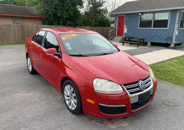 Salvage cars for sale from Copart Mercedes, TX: 2007 Volkswagen Jetta