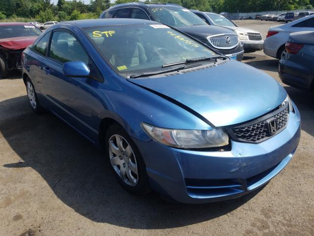 Honda salvage cars for sale: 2010 Honda Civic LX