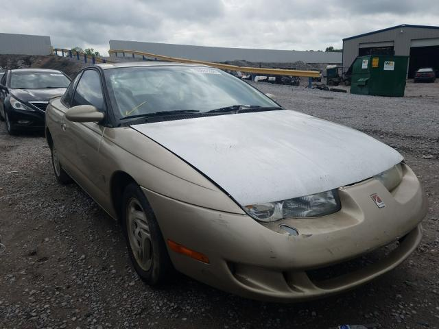 Saturn salvage cars for sale: 1997 Saturn SC2