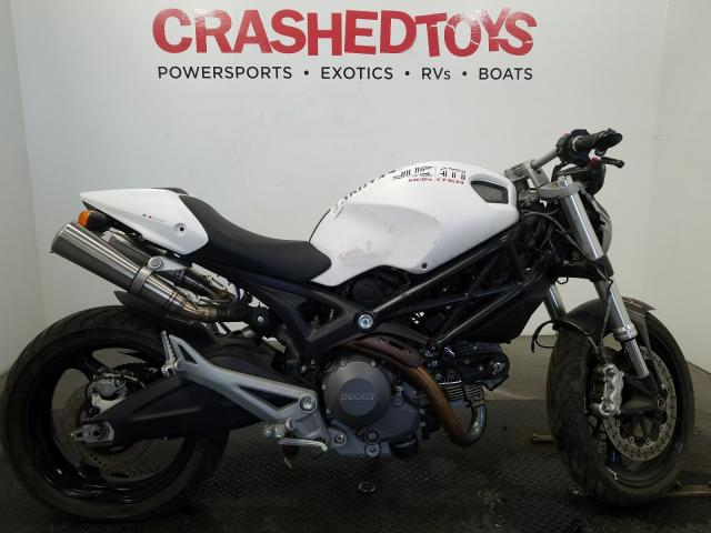 Ducati salvage cars for sale: 2013 Ducati Monster 69
