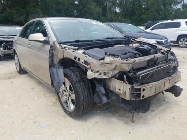 Salvage cars for sale from Copart Ocala, FL: 2010 Chevrolet Malibu 1LT