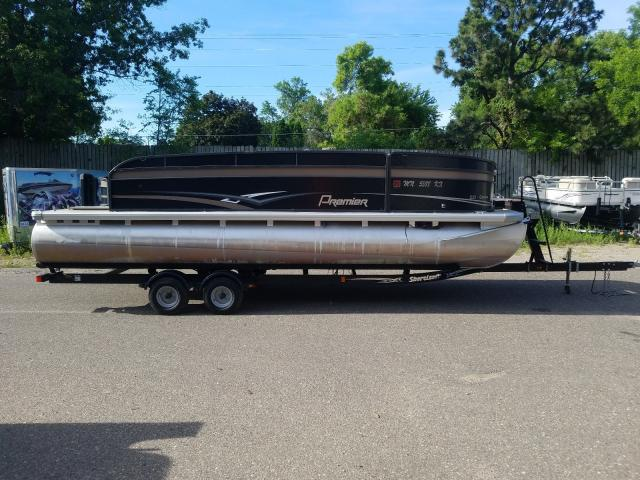 Premier salvage cars for sale: 2012 Premier Marine Trailer