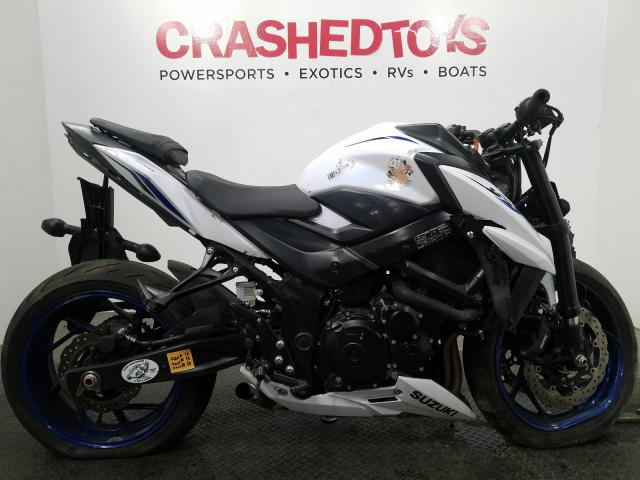 Suzuki salvage cars for sale: 2019 Suzuki GSX-S750 M