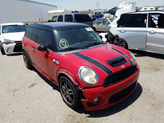 Salvage cars for sale from Copart Tucson, AZ: 2008 Mini Cooper S C