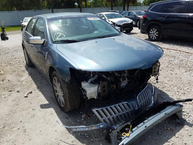 Lincoln Vehiculos salvage en venta: 2012 Lincoln MKZ