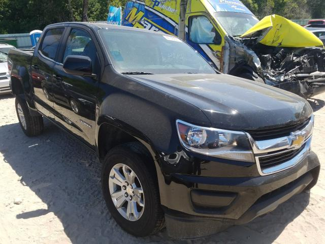 Chevrolet Colorado L salvage cars for sale: 2019 Chevrolet Colorado L
