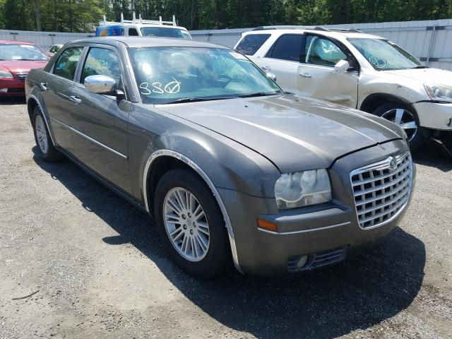 Salvage cars for sale from Copart Fredericksburg, VA: 2010 Chrysler 300 Touring