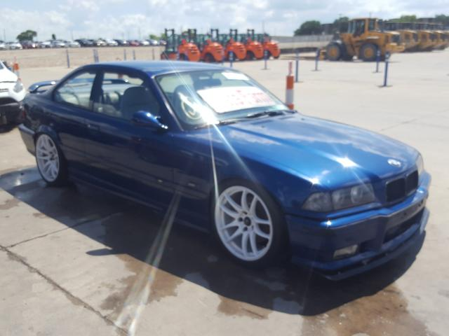 BMW M3 salvage cars for sale: 1995 BMW M3