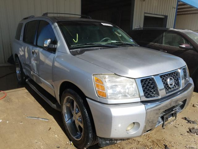 Nissan Armada salvage cars for sale: 2004 Nissan Armada