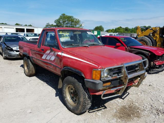 Toyota Pickup XTR salvage cars for sale: 1988 Toyota Pickup XTR
