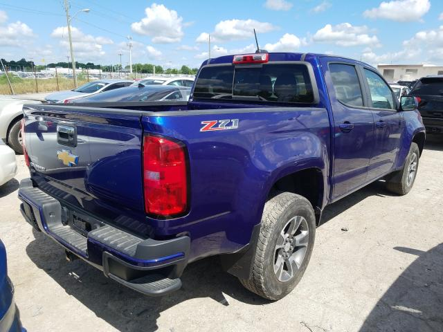 2016 Chevrolet COLORADO | Vin: 1GCGTDE35G1376973
