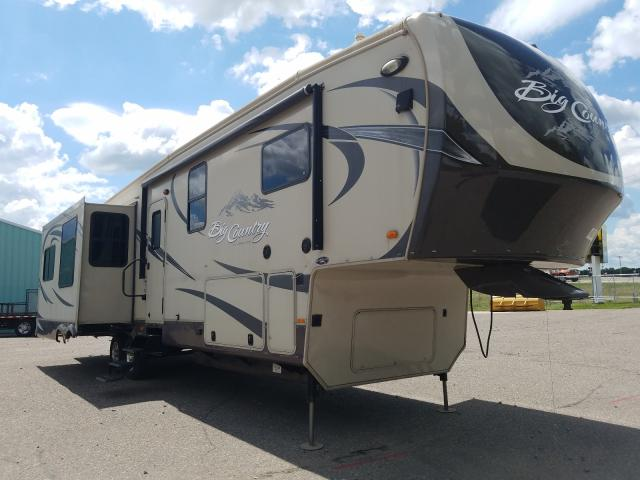 Salvage 2012 Heartland TRAVEL TRAILER for sale