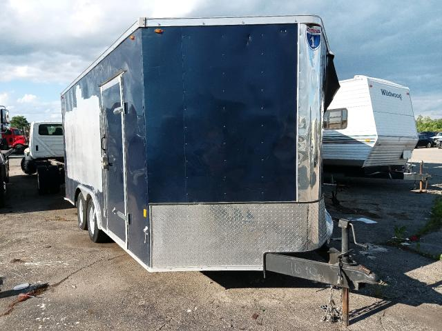 Alloy Trailer Vehiculos salvage en venta: 2019 Alloy Trailer Trailer