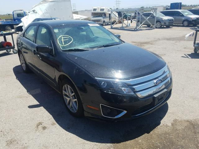 Ford salvage cars for sale: 2011 Ford Fusion SEL