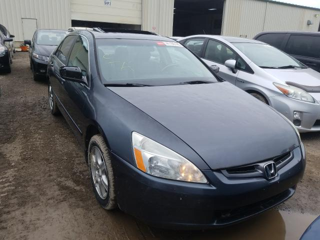 Honda salvage cars for sale: 2004 Honda Accord EX