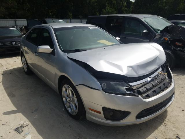 Salvage cars for sale from Copart Ocala, FL: 2010 Ford Fusion SE