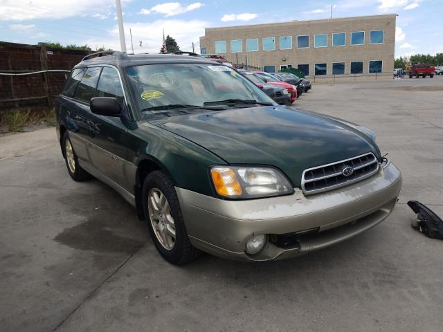 Subaru salvage cars for sale: 2000 Subaru Legacy Outback