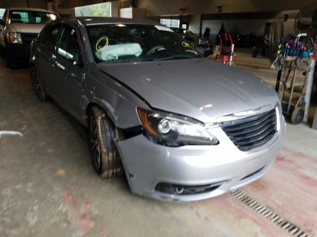 Vehiculos salvage en venta de Copart Sandston, VA: 2013 Chrysler 200 Limited