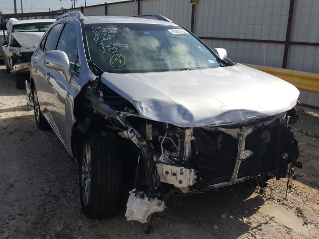 Salvage cars for sale from Copart Haslet, TX: 2013 Lexus RX 350