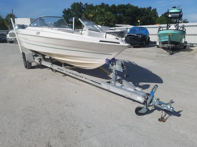 Bayliner salvage cars for sale: 2000 Bayliner Capri