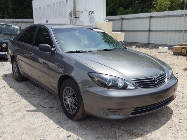Salvage cars for sale from Copart Midway, FL: 2006 Toyota Camry LE